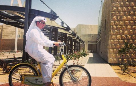 Why Bicycles Will Never Work in Education City