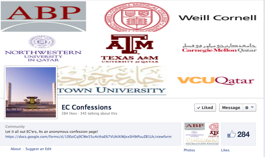 Student Confessions Gain Popularity in EC – The Daily Q