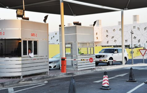 VIDEO: Education City's Gate 2 Relocated