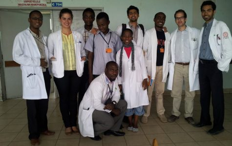 Weill Cornell students discover reality of poverty in Tanzania