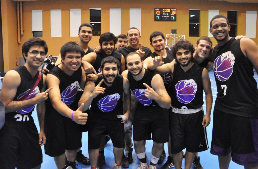 HBKU+Basketball+League+comes+to+an+end+with+GU+SFS-Q+women+and+CMU-NUQ+men+declared+champions