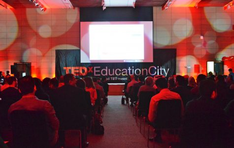 Students hear about life accomplishments and failures at TEDxEducationCity