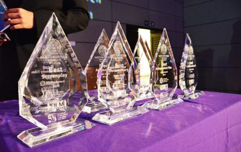 NU-Q Holds Annual Media Awards To Recognize Student Work