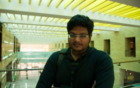 Graduating Senior Profile: Sandeep Pamulapati