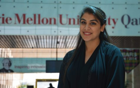 Graduating Senior Profile: Dana Al Ansari