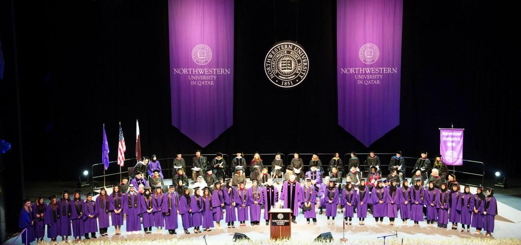 Photo retrieved from qatar-news.northwestern.edu