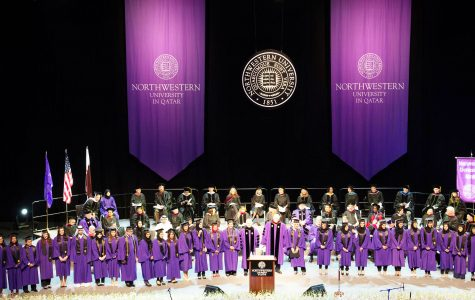 Students from NU-Q's Class of 2014 Enroll in Top-Ranked Graduate Schools