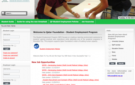 The Daily Q Investigates: QF budget cuts hit student employment program
