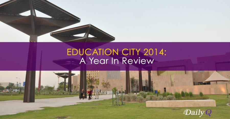 Education City 2014: A Year In Review