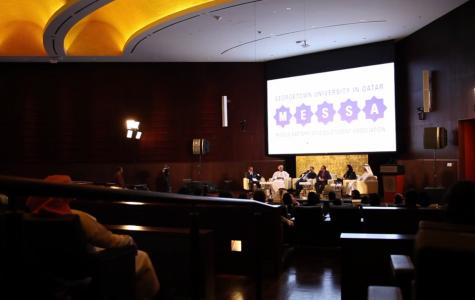 GU-Q holds fourth annual MESSA Undergraduate Conference 2015