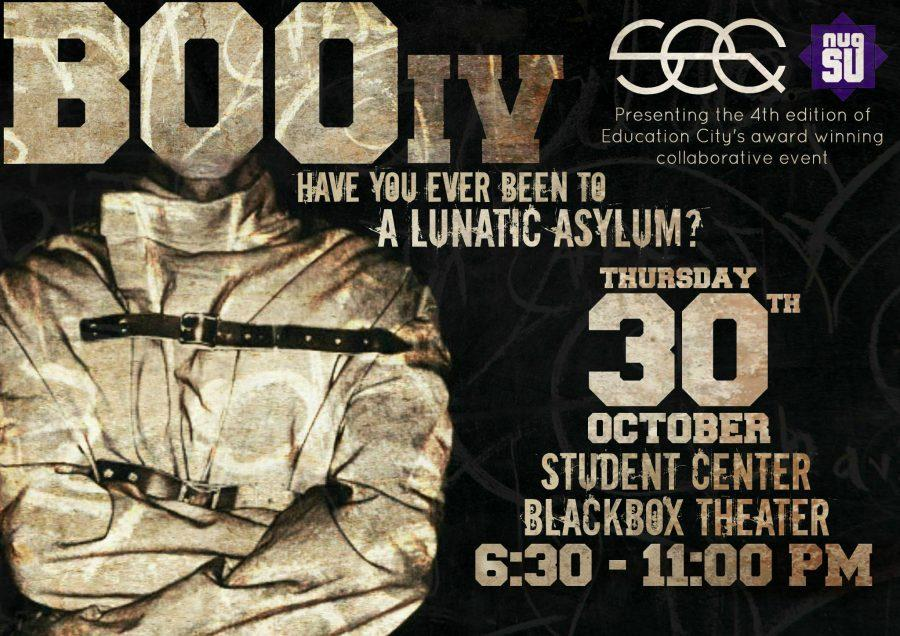 Boo, EC's Annual Halloween Event Canceled