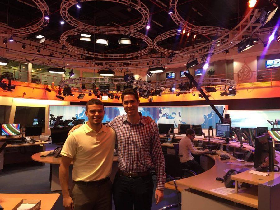 Two Students from Northwestern University in Evanston Pursue Journalism Residencies in Qatar