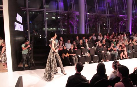 VCU-Q students showcase designs at 'Reach' fashion show