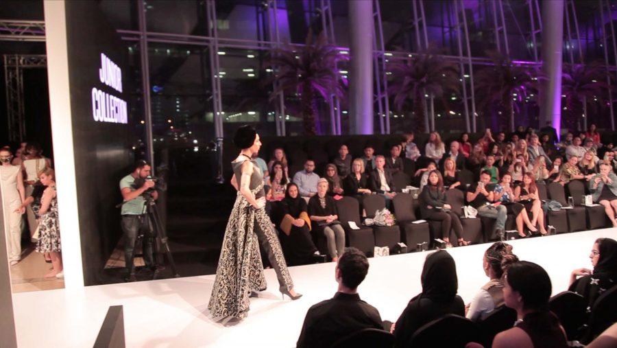 VCU-Q students showcase designs at 'Reach' fashion show