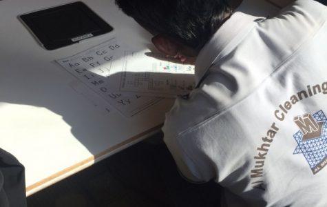 English Literacy Program fosters community development