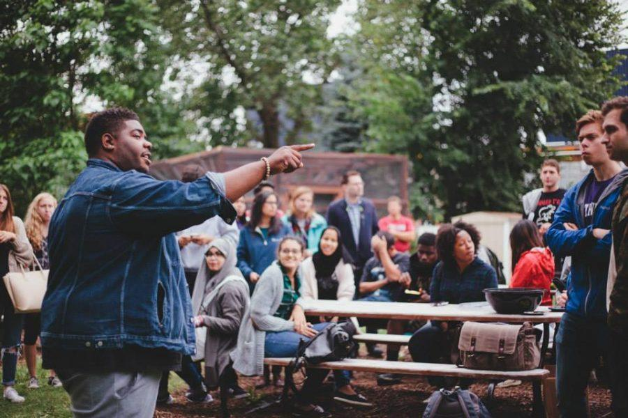 Engage students at Fuller Park neighborhood in Chicago [Ethan Caldwell]