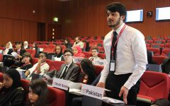 CMU-Q hosts 4th annual AndrewMUN conference