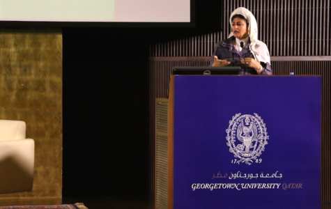 Talk by Hatoon Al Fassi sparks debate about male guardianship in the Gulf