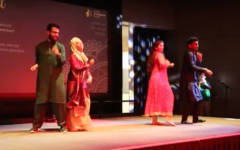 Students showcase their talents at VCU-Q's Desi Night