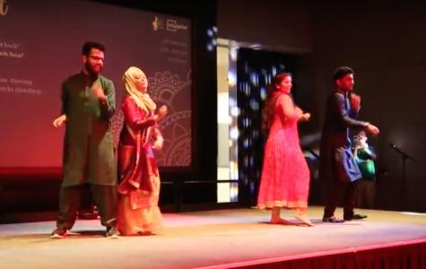 Students showcase their talents at VCU-Q's Desi Night