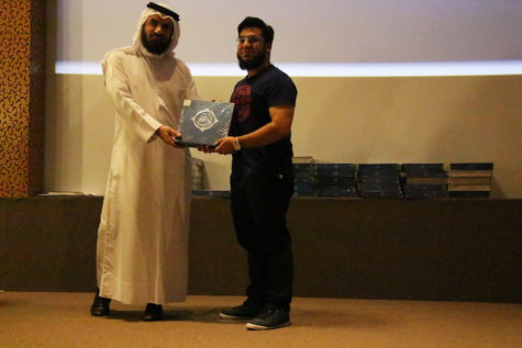 TAMUQ student club concludes Space Science Week