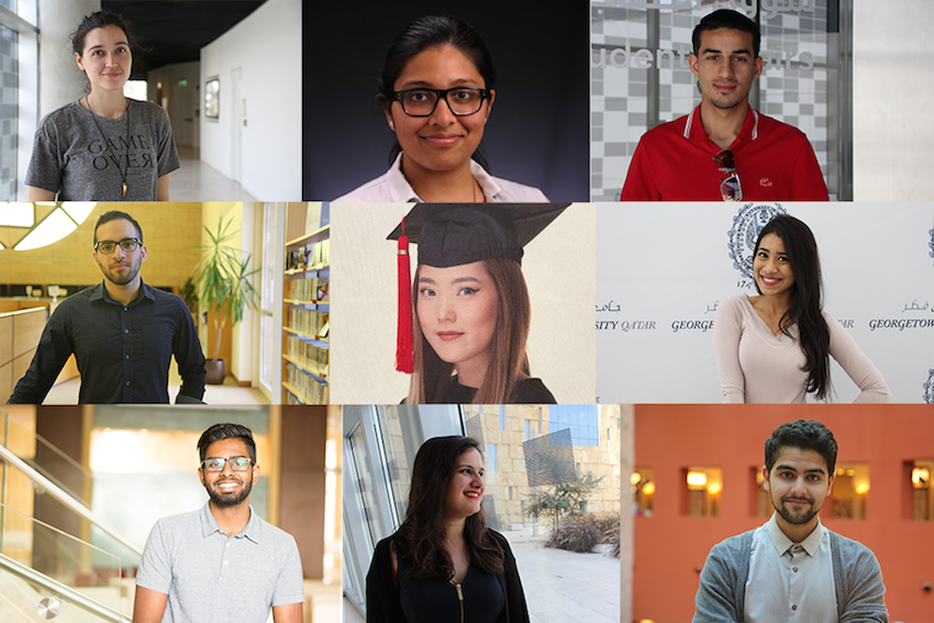 Class of 2017: Profiles & Portraits