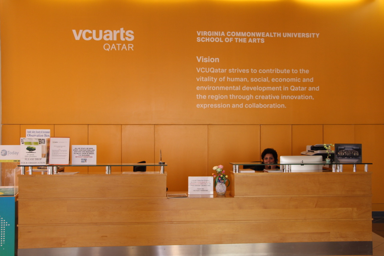 vcuqatar launches new name and logo to honor 20 years in qatar the