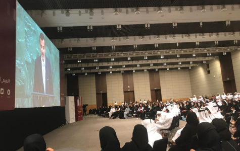 QF hosts live screening of Emir's address to the United Nations