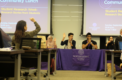 NU-Q student panel discusses research grants and opportunities
