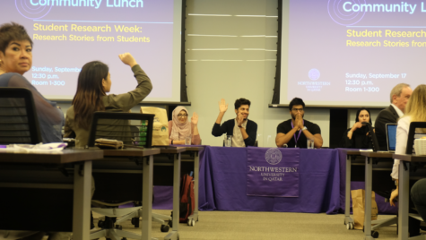 "NU-Q Speaker discusses  ""How not to talk about Muslim Feminism"""