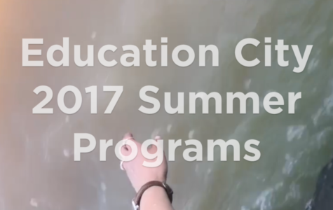 Education City 2017 summer programs