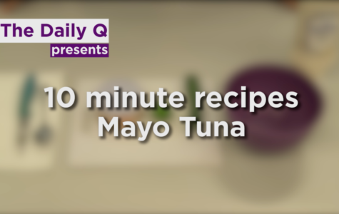 Quick recipe: Mayo tuna