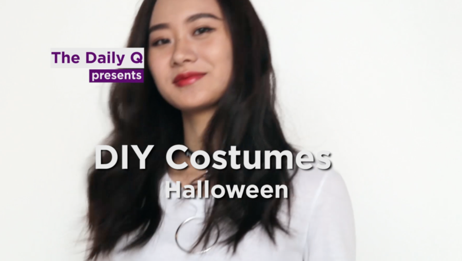 Halloween costumes for lazy college students