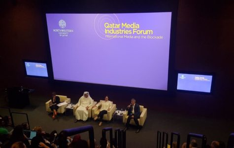 Qatar's blockade in the lens of international media
