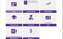 Northwestern's student portal CAESAR launches new layout