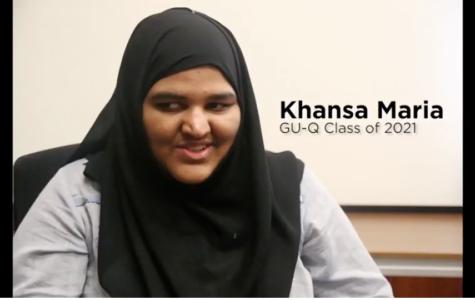 Bridging Worlds: Khansa Maria
