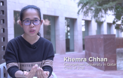The Daily Q features: Khemra Chhan