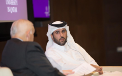 Director of Qatar's communications office discusses Qatar's blockade