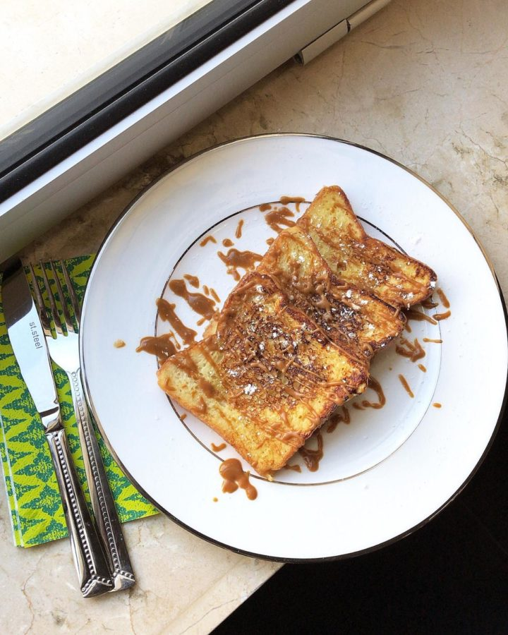 TDQ recipe: Lotus French Toast