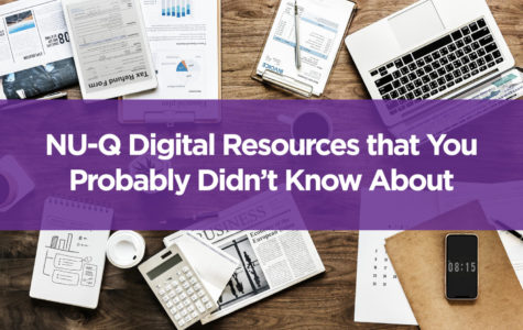 Useful NU-Q digital resources