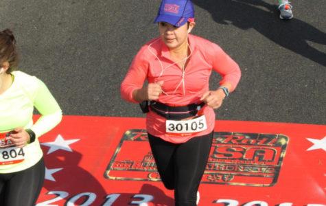 NU-Q'S COO prepares for marathon in Antarctica