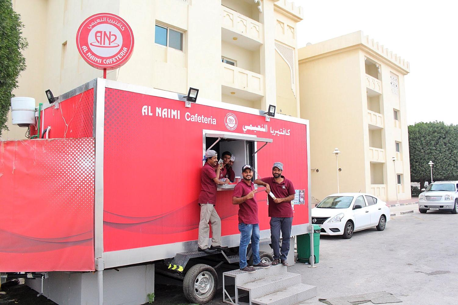 How does Qatar Foundation choose food vendors? – The Daily Q