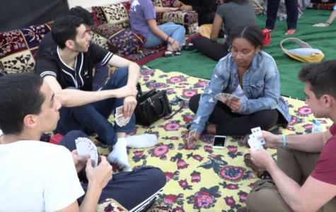 The Daily Q presents: Students From Evanston Experience Qatar