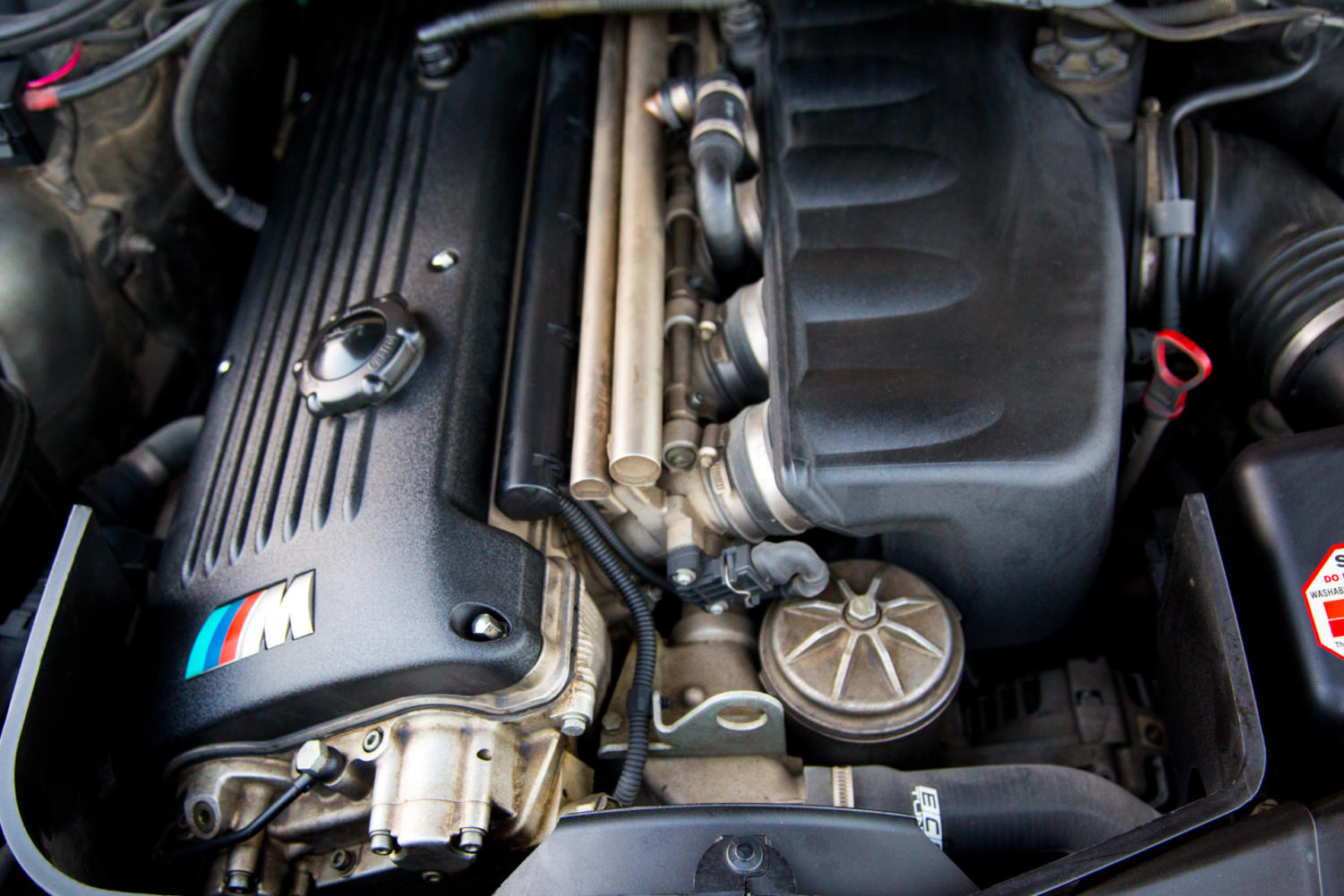 Khodr%E2%80%99s+car+is+close+to+14+years+old+but+still+in+excellent+condition.+The+car+still+has+its+original+naturally+aspirated+straight-six+engine.+%E2%80%9CThe+engine+is+the+best+part+about+this+car+because+of+how+powerful+it+is+and+how+wonderful+it+sounds%2C%E2%80%9D+he+said.