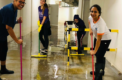 Severe Weather Causes Major Damage to Qatar Foundation
