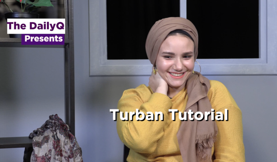 The Daily Q presents: Turban Tutorial