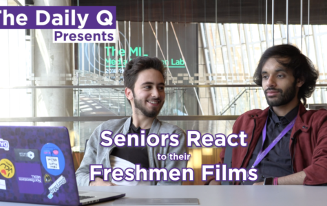 The Daily Q presents: Seniors React to their Freshman Films