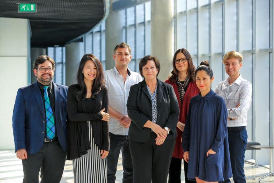NU-Q Welcomes New Professors