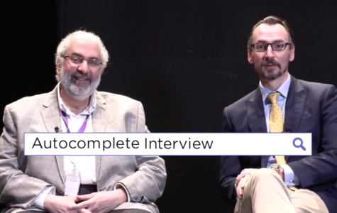 The Daily Q Presents: Autocomplete Interview with Professors Abusharif and Sparshott