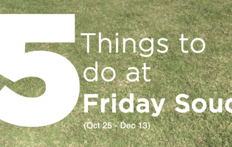 The Daily Q Presents: Five things to do at the Friday Souq